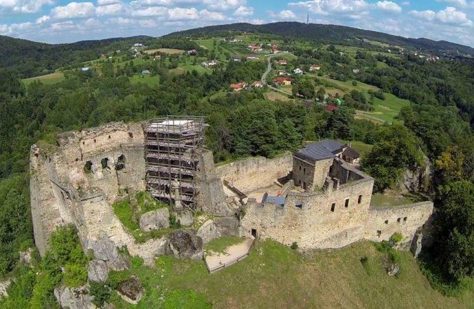 Zamek kamieniec
